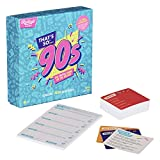Ridley's That's So 90s Team Trivia Set Game for Families, Groups, and Parties