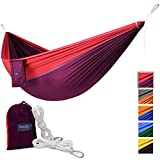 If you are looking for the best hammock for hanging in the backyard or taking out along for fast light outdoor trip, here is yours. FOREVER SUMMERTIME with YES4ALL HAMMOCK Let your summertime begin now with golden sunshine, pineapple tropical smoothi...
