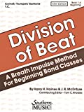 img - for Division of Beat (D.O.B.), Book 1A: Trumpet/Cornet/Baritone T.C. book / textbook / text book