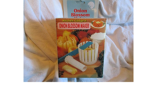 Onion blossom cutter and shopper from the best kitchen supplies