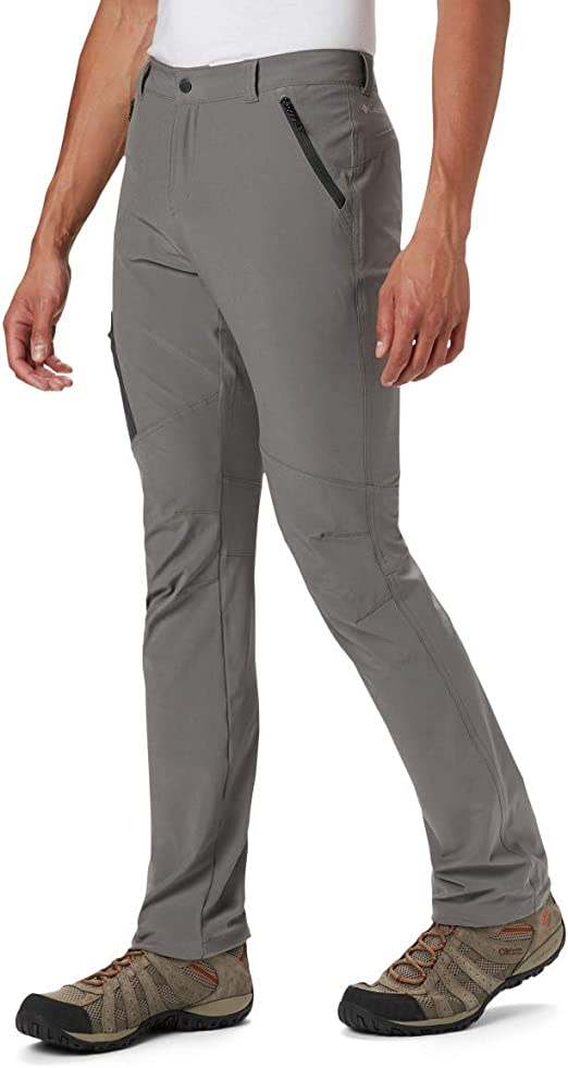 Poli/éster Hombre Columbia 1711681 Triple Canyon Pant Pantal/ón de senderismo