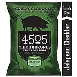 4505 Jalapeno Cheddar Pork Rinds, Certified