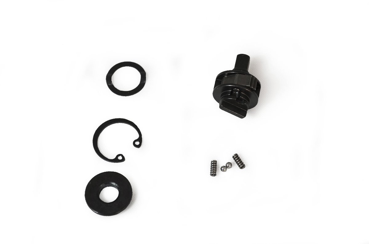 Astro 2200-AK 1//4 Industrial Anvil Kit Astro Pneumatic Tool Company