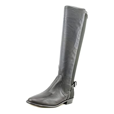1f91c7131d6a2 Amazon.com | Coach Women's Washed Tumbled Leather Liza Stretch Boot ...