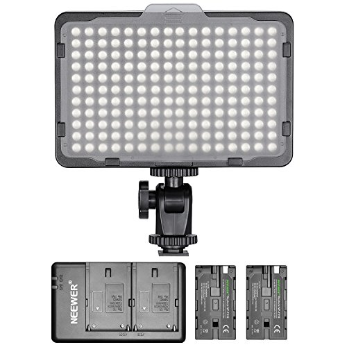 Neewer Dimmable 2600mAh Lighting Shooting product image