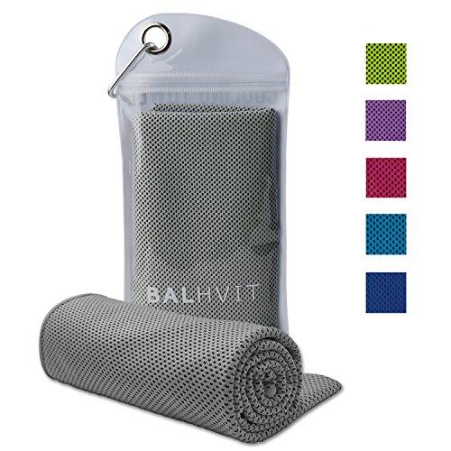 Balhvit Cooling Towel, CoolTowelforInstantCoolingR