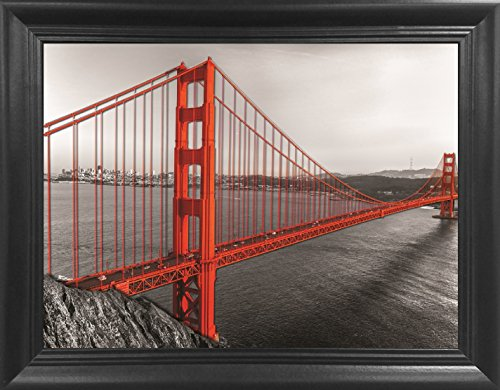 Gate Bridge (Golden Gate Bridge Large 22.5x26.5