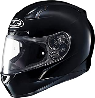 HJC CL-17 Full-Face Motorcycle Helmet (Black, XX-Large)