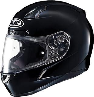 HJC CL-17 Full-Face Motorcycle Helmet (Black, XX-Large)