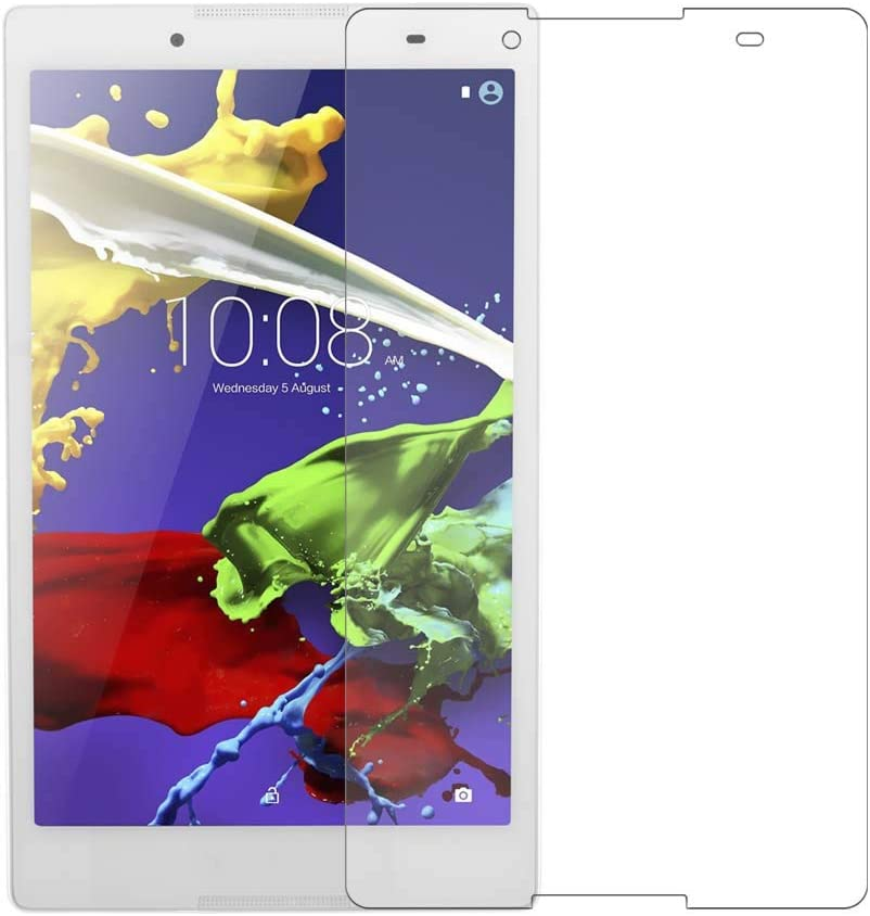 Puccy 4 Pack Screen Protector Film, compatible with lenovo TAB 2 A8-50 8
