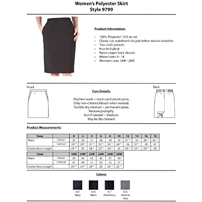 Edwards Women's Polyester Skirt at Women's Clothing store