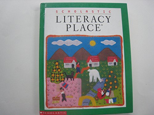 Scholastic Literacy Place, Level 3.4-3.6