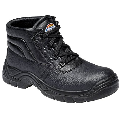 Sikkerhet Redland Boot Super Chukka Sort Dickies 4EWRSxR
