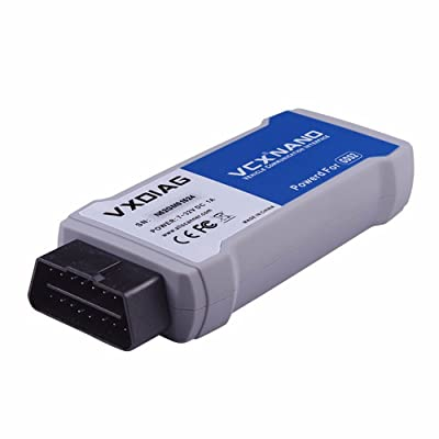 VXDIAG VCX Nano GDS2 is a great scanner that specifically supports diagnostic functions
