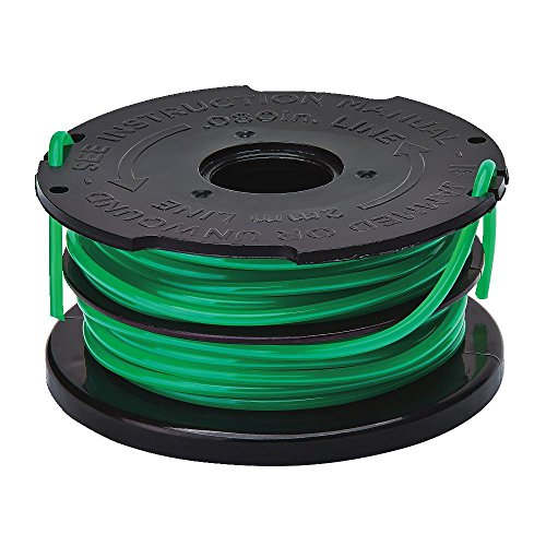 BLACK+DECKER EFD-080 .08'' EASYFEED Dual-Line Replacement Spool by BLACK+DECKER