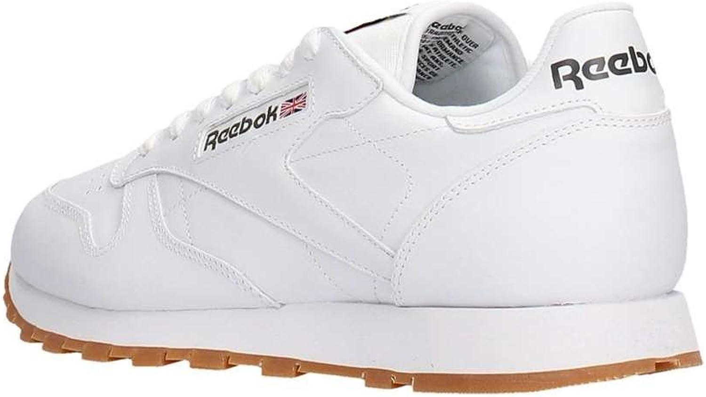 Reebok 49799 Sneaker Homme Blanc 47: : Chaussures