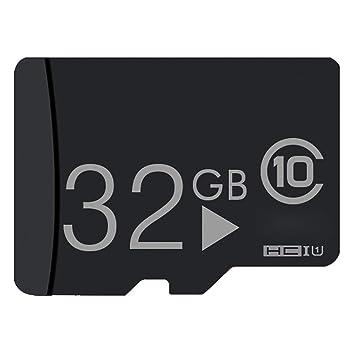 Tarjeta de Memoria SD TF Clase 10 Flash Mini SD Tarjeta con ...