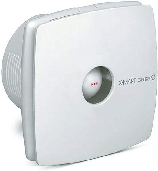 Cata M1807 - Extractor de baño x-mart 12 stand blanco: Amazon.es: Hogar