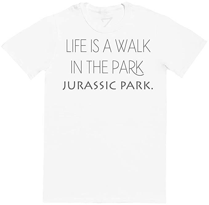 Zarlivia Clothing Life Is A Walk In Jurassic Park
