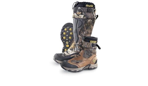f7c760627d584 Amazon.com | Men's ScentBlocker Dream Season Waterproof Mid Boots Mossy Oak  Break - Up, MOSSY OAK, 9.5 | Boots