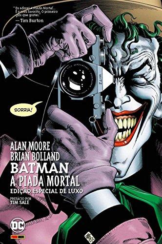 Batman - A Piada Mortal - Volume 1 (Em Portuguese do Brasil)