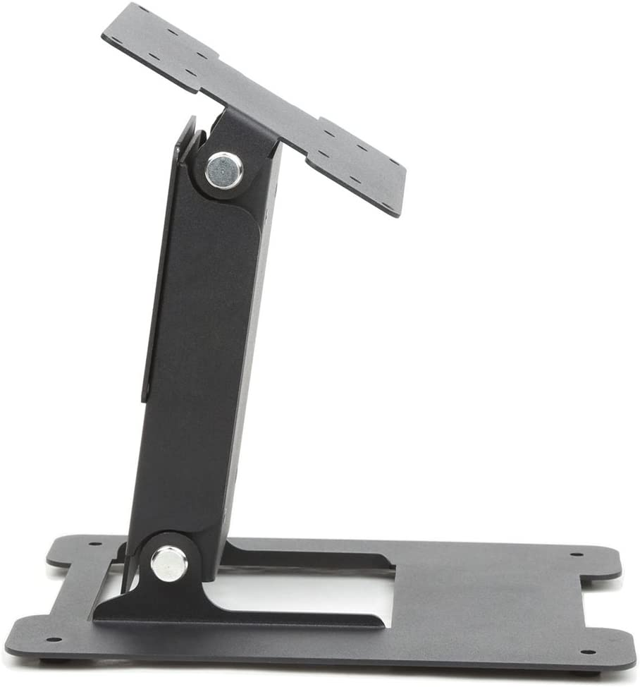Wearson Touch LCD Monitor&All in One PC Stand All Metal Holder Sturdy with VESA Hole 75x75mm&100x100mm