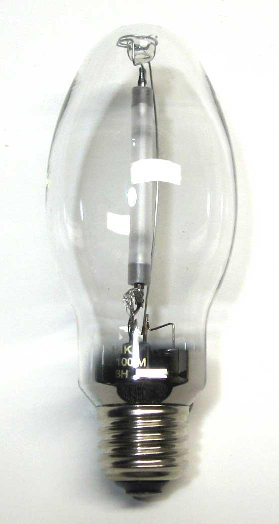 Hikari MP100UM 100W MP (Metal Halide Protected) ED-17 ED-28 E26 Medium Base