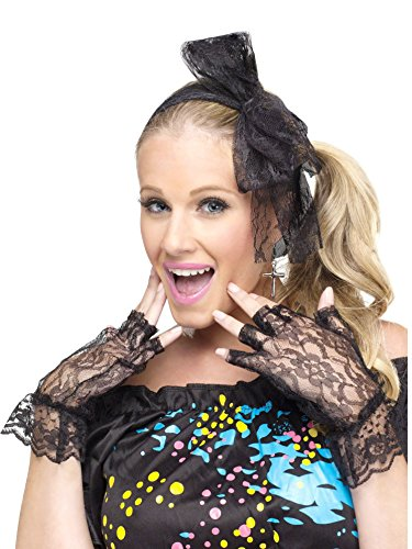 Fun World Women's Decades Instant Costume Kit, Multi -