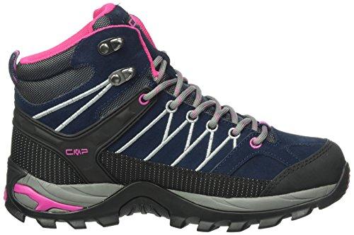 Blue N950 Zapatillas Mujer CMP Senderismo Blau Azul Rigel Black de 8wBzUqn6B