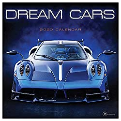 Image of the product 2020 Dream Cars Wall that is listed on the catalogue brand of .
