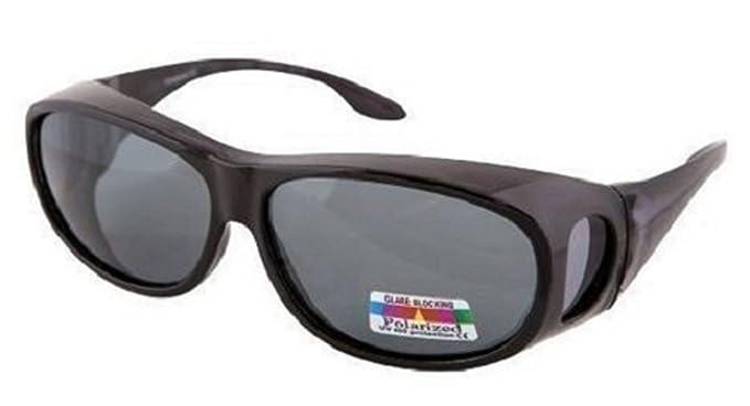 Gafas de sol graduadas polarizadas para llevar por encima de tus gafas - Dos colores -