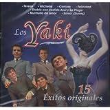 15 EXITOS ORIGINALES DE LOS YAKI