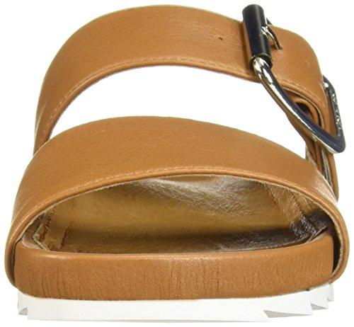 J Slides Women's Essie Sandal Tan tnw2r3hm41