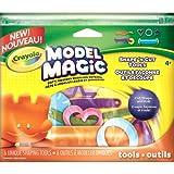 neon green model paint - Crayola Model Magic Shape N Cut Tools