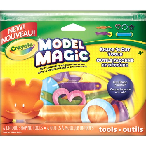 Crayola Model Magic Shape N Cut Tools - Magic Tool