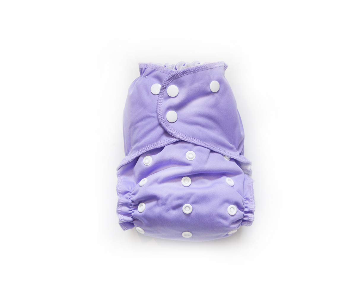 Hygge Easy Peasies Pocket Cloth Diaper Cover 6-40 lbs One Size Ships From Canada