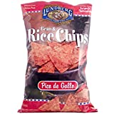 Lundberg, Bean & Rice Chips, Pico De Gallo, 6 oz (170 g) Lundberg, Bean & Rice Chips, Pico De Gallo, 6 oz (170 g) - 2pcs