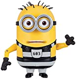 """DESPICABLE ME 3 - 7.25"""" TALKING JAIL TIME TOM"""