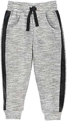 Petit Lem Boys' Rock You Knit Pants
