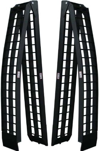 Titan Ramps 10' Long Folding Aluminum Arch ATV Ramps