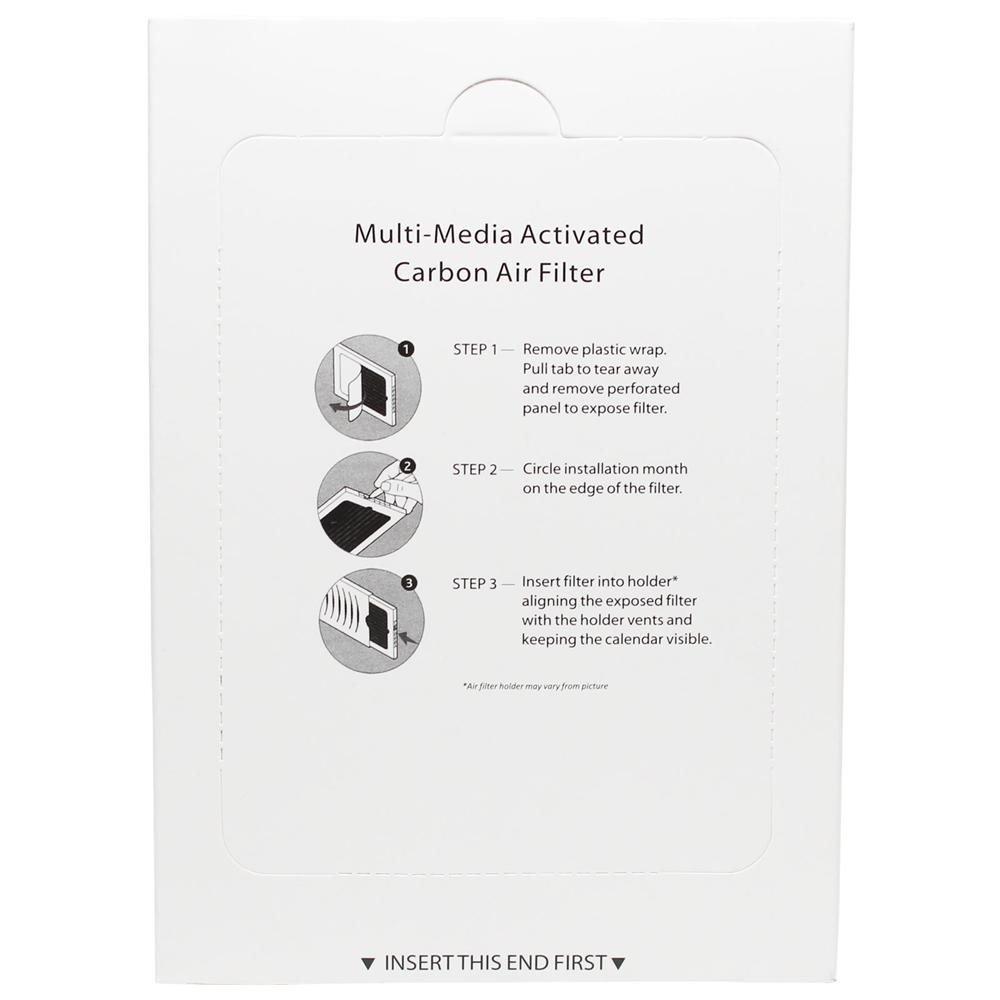 amazoncom electrolux eafcbf6pk air filter 6 pack home u0026 kitchen