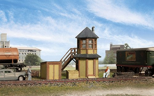 Walthers Cornerstone Series174 N Scale Gateman's Tower for sale  Delivered anywhere in USA
