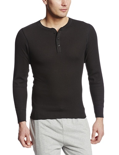 Hanes X Temp Thermal Longsleeve Henley product image