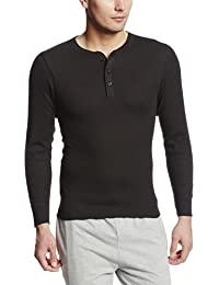 Men's X-Temp Thermal Longsleeve Henley Top