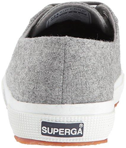 Superga Femmes 2750 Woolmelw Fashion Sneaker Gris Clair