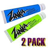 Zinka Colored Sunblock Zinc Nosecoat Bundle - Blue Green