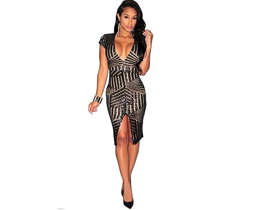 Piernas sexy bajo un ligero vestido 3