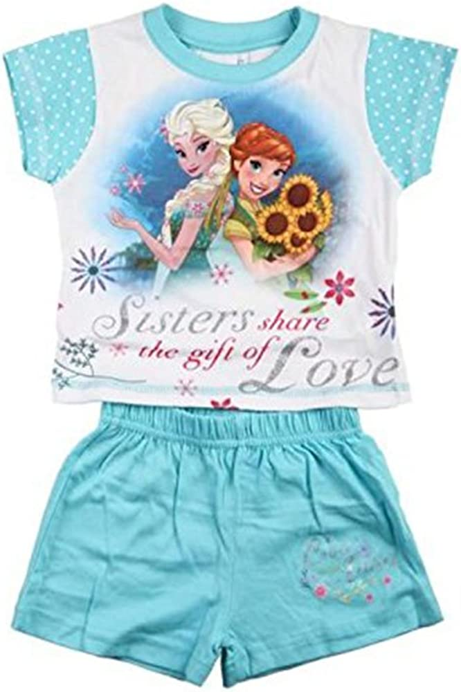 Disney La reine des neiges Conjunto para Ni/ñas