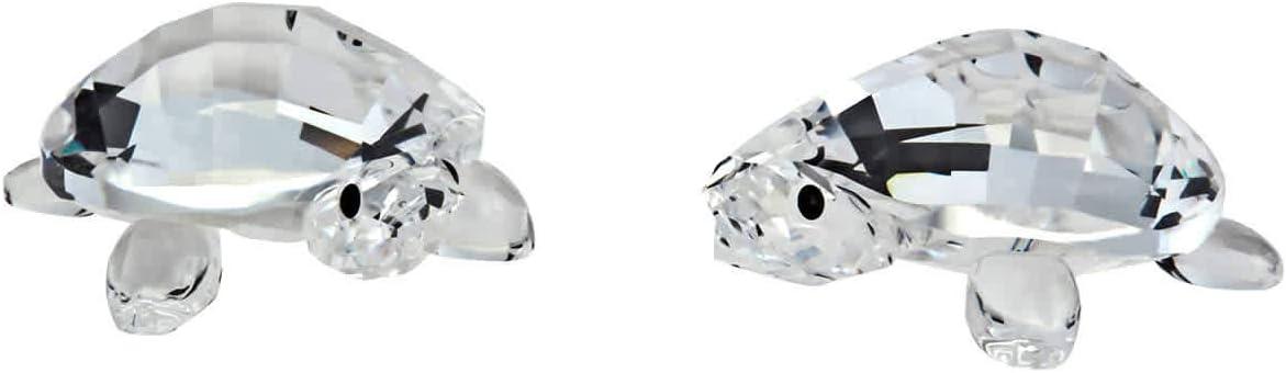 SWAROVSKI Crystal Baby Tortoises Decoration Figurine (One Pair) 5394564