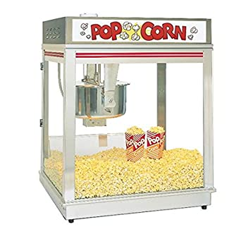 gold medal popogold popcorn machine counter model 20 oz - Gold Medal Popcorn